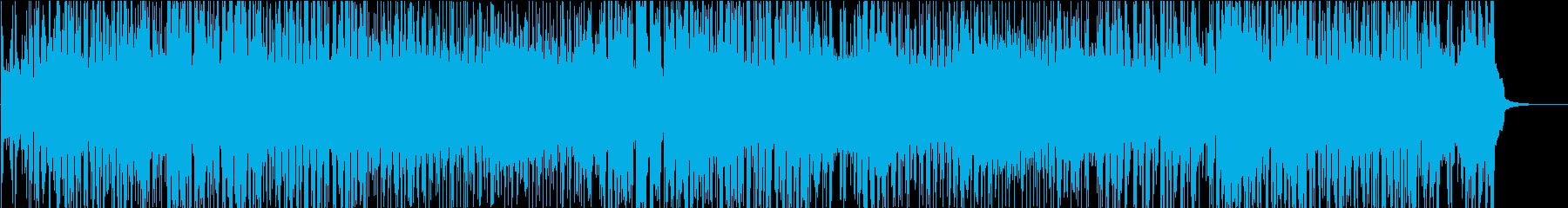 オープニングに盛り上がる元気なスカレゲエの再生済みの波形