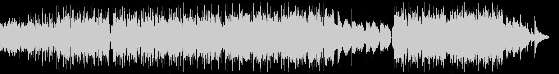明るいピアノバイオリンポップ:フルx1の未再生の波形