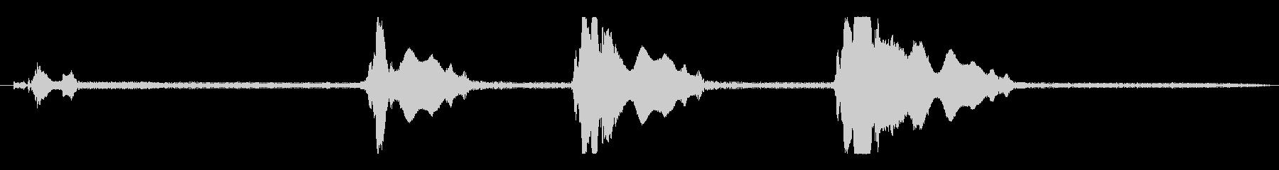 シビック-スタート、ショートアイド...の未再生の波形