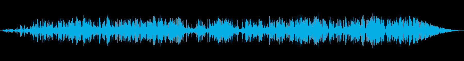 サッカーAmbiente3 1-00の再生済みの波形