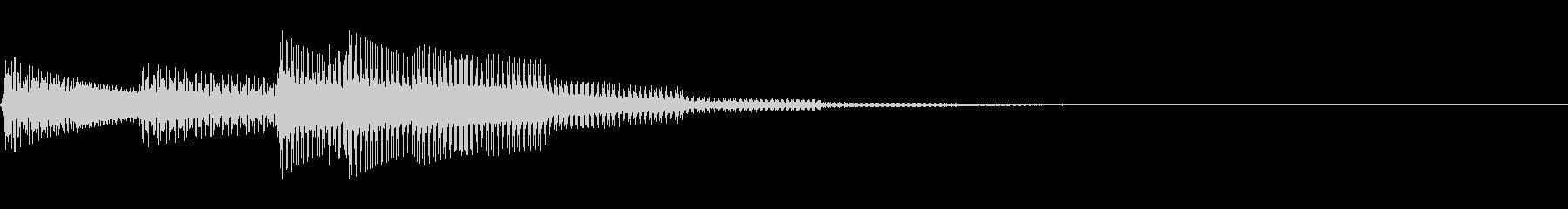 チャーン(回復クリア/ファミコン#5の未再生の波形