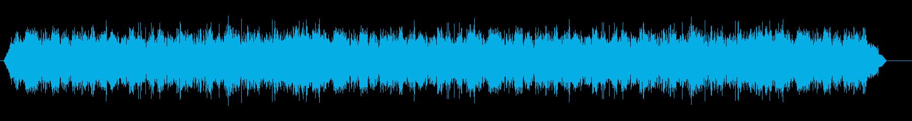 機械産業環境の再生済みの波形
