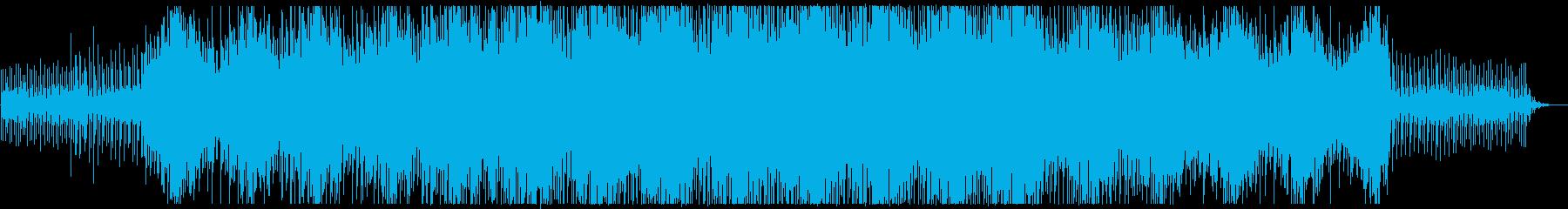 興味をそそる時間のプレッシャーの音...の再生済みの波形