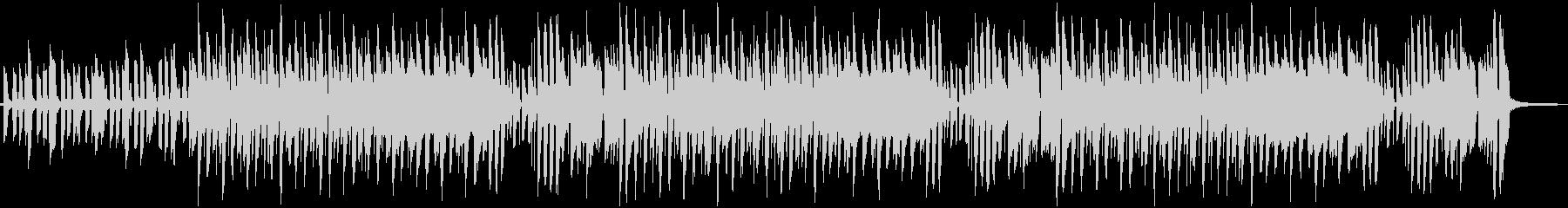 ゲーム・アニメなどの日常に流れている曲の未再生の波形