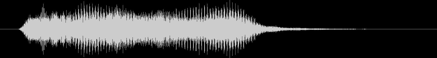 汎用16 ジャジャジャジャーン(運命)の未再生の波形