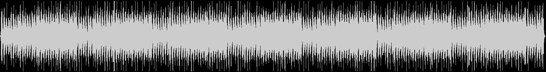エレキギター、企業VPの未再生の波形