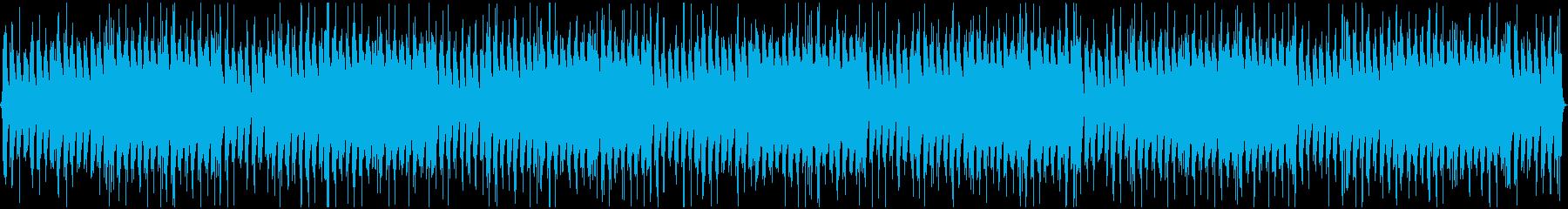 エレキギター、企業VPの再生済みの波形