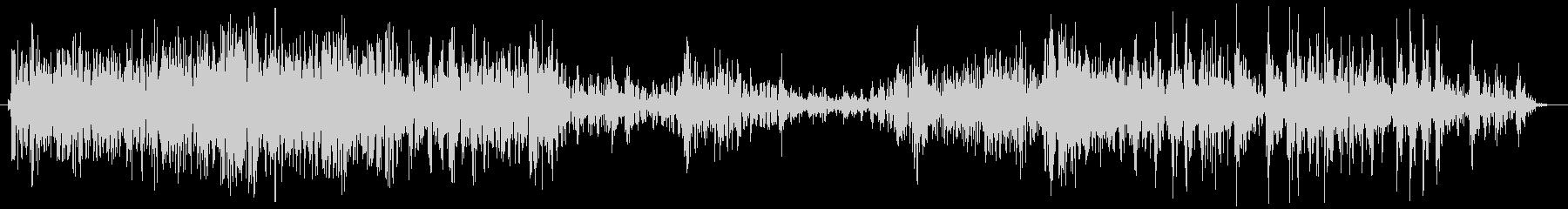 ローグラインドメタルクリーク、フォリーの未再生の波形