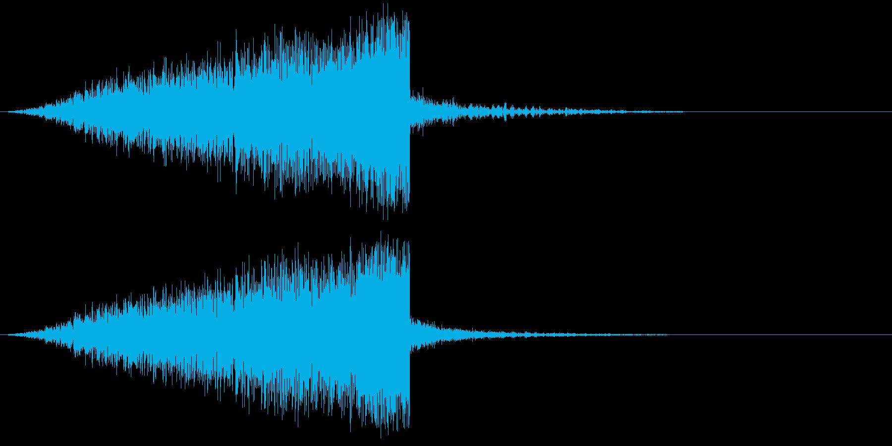 【映画演出】Sci-Fi ライザー_01の再生済みの波形