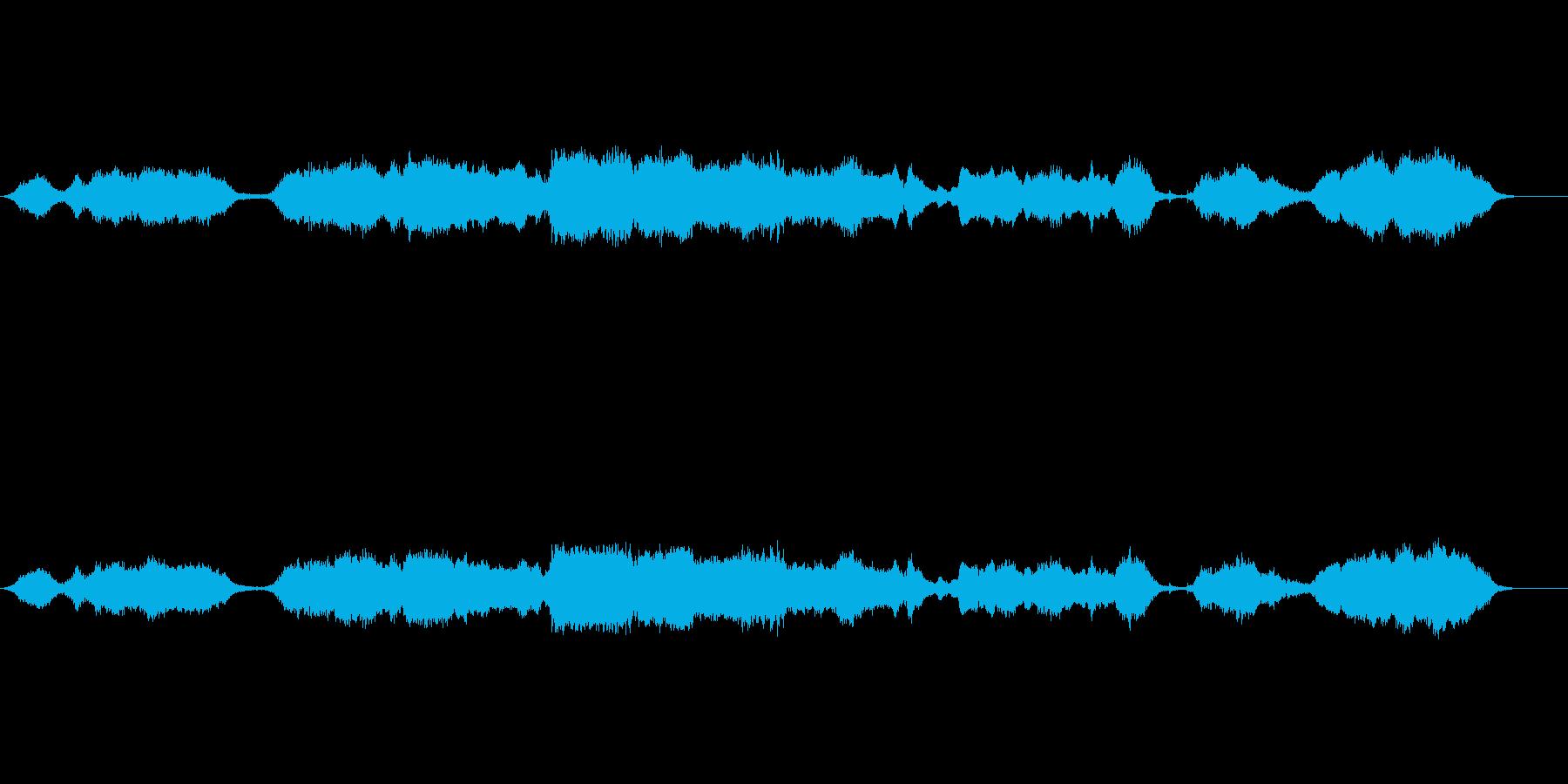 水中金属ストレスVer 5の再生済みの波形