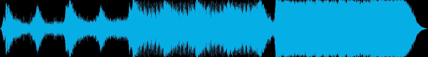 Epic Dubstepの再生済みの波形