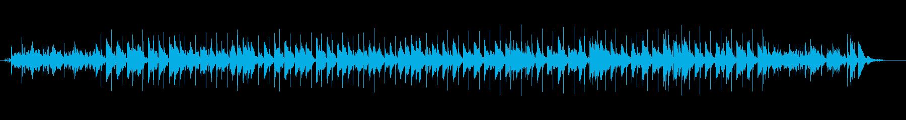 ピアノ・バラード(おやすみなさい…)の再生済みの波形