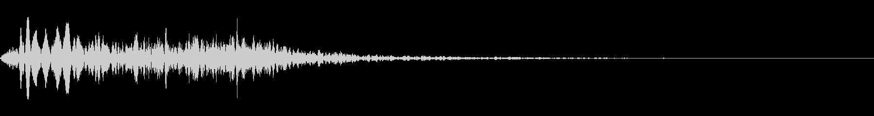 吹きすさぶ風・竜巻系の魔法(低レベル)mの未再生の波形