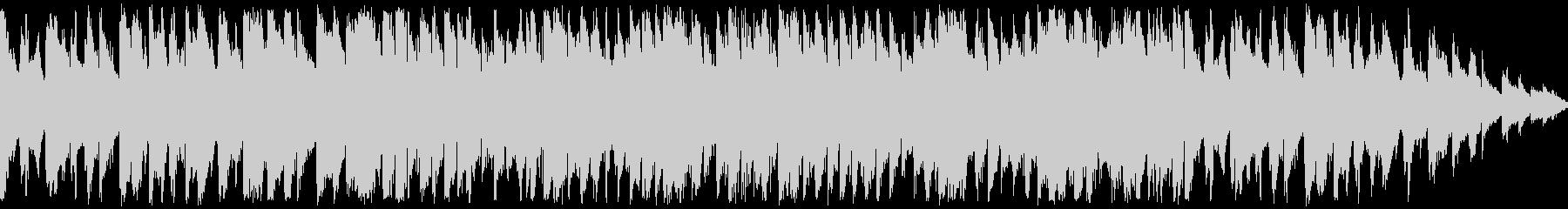 おしゃれなジャズポップス系BGMの未再生の波形