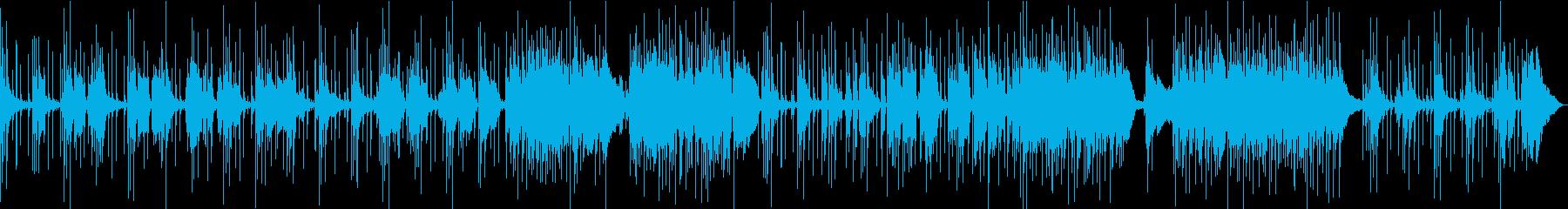 英詞UK的幻想サイケ12弦アコギバラードの再生済みの波形