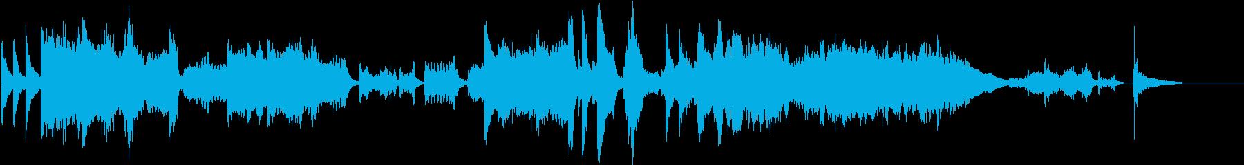 ツィゴイネルワイゼン/バイオリン生演奏の再生済みの波形