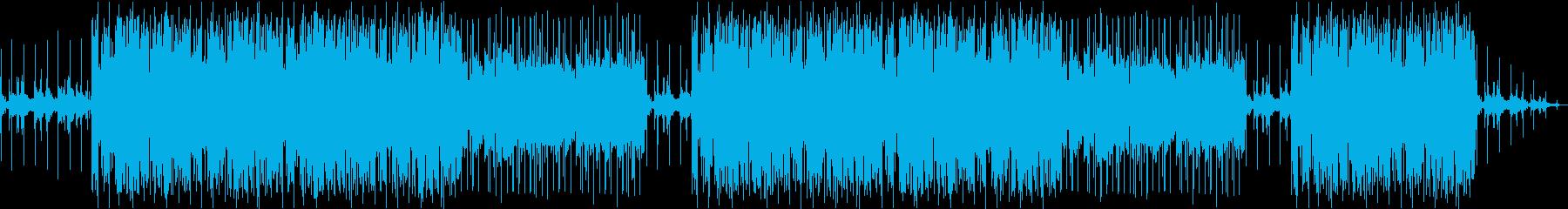 ローファイ、フルート、チルアウト、ピアノの再生済みの波形