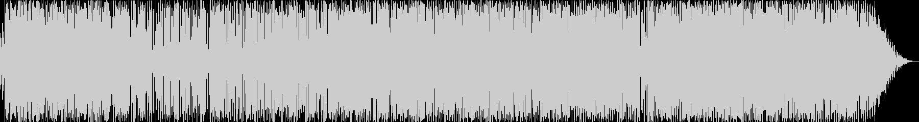 カーオーディオチューニング用音源の未再生の波形