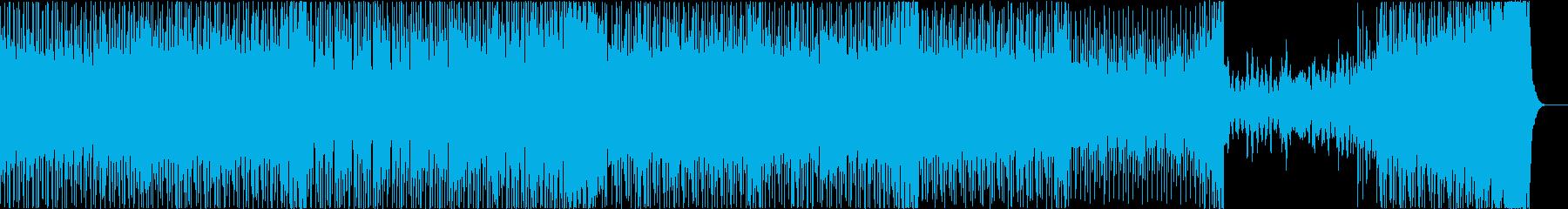 フルート ハウス ライトな感じ おしゃれの再生済みの波形