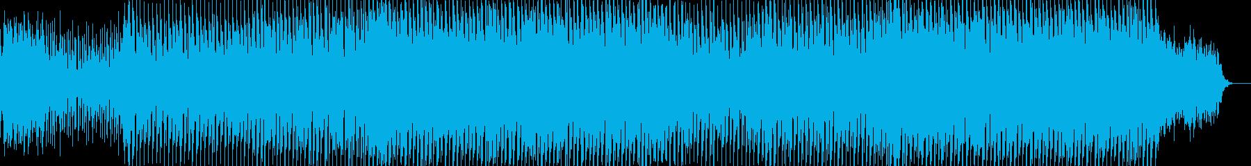 EDMポップで明るいクラブ系-118の再生済みの波形