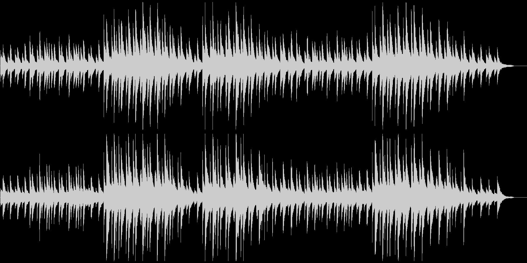 ジムノペディ第2番【ピアノ名曲】の未再生の波形