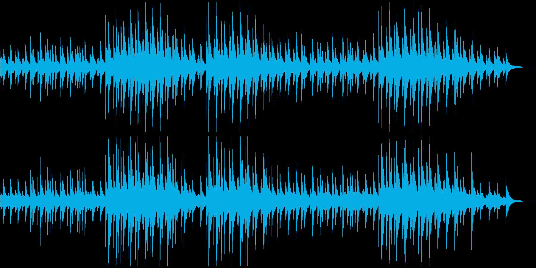 ジムノペディ第2番【ピアノ名曲】の再生済みの波形