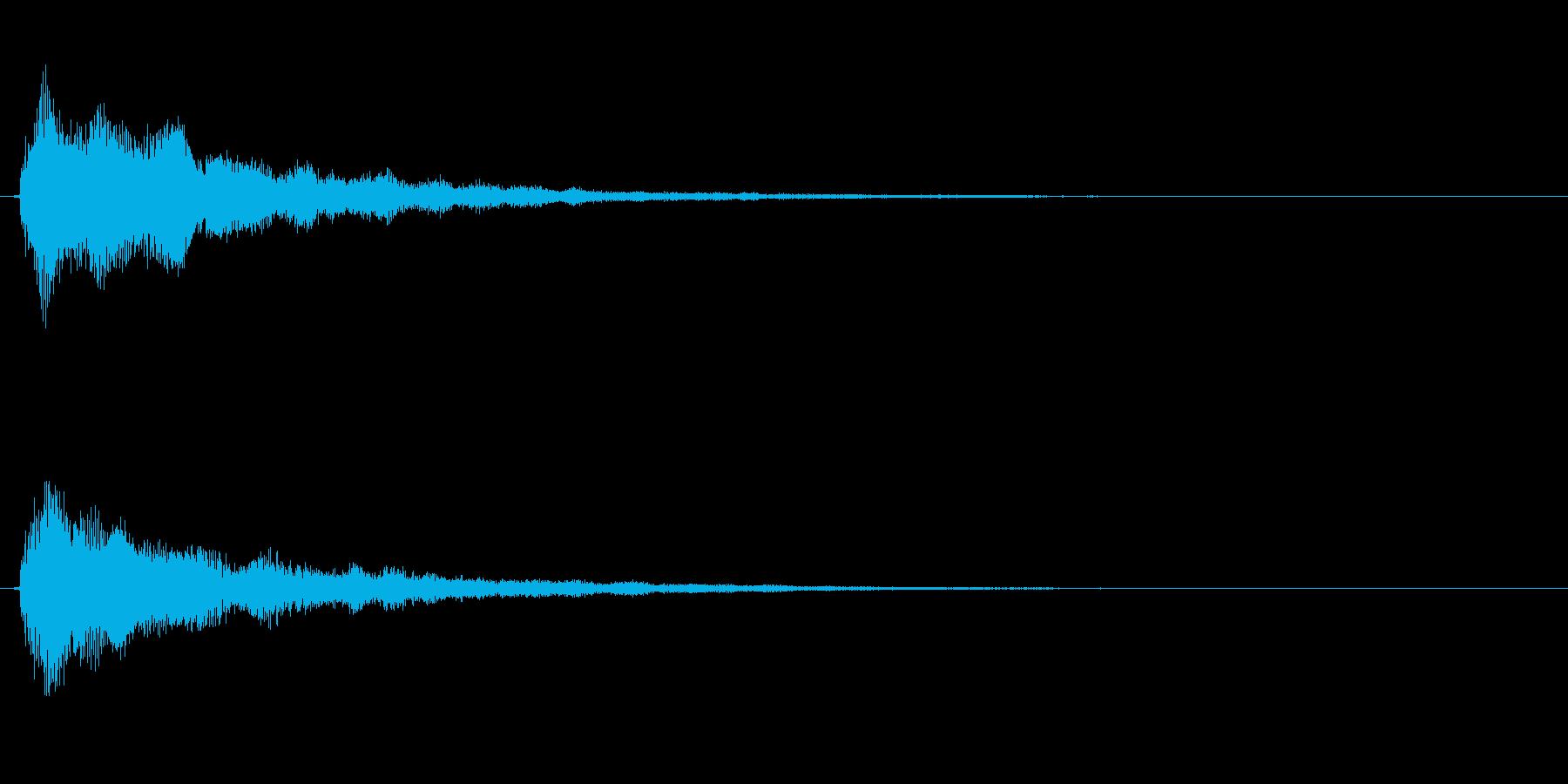サウンドロゴ(企業ロゴ)_001の再生済みの波形