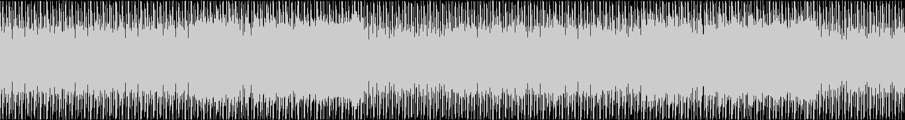 アラビア風インスト音楽。の未再生の波形