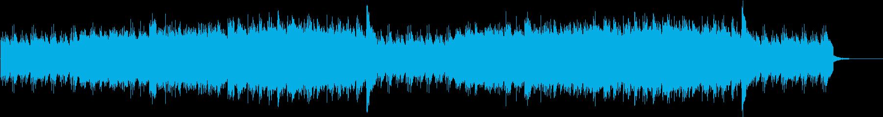 最初の村、ファンタジー、ゲームの再生済みの波形