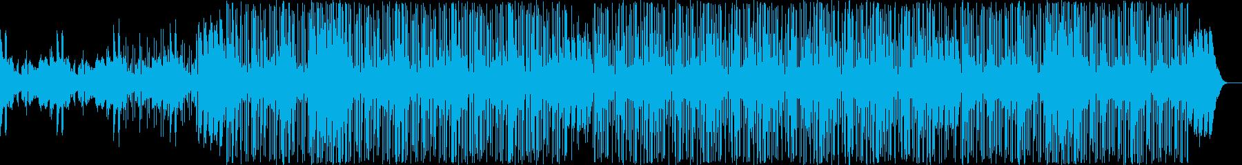 冷静になる。の再生済みの波形