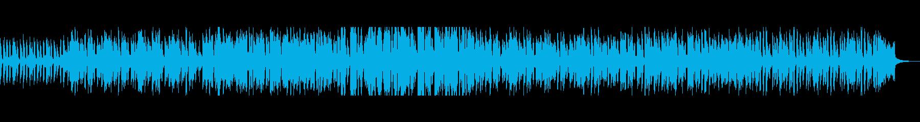 トランペット入りのお洒落でメロウなジャズの再生済みの波形