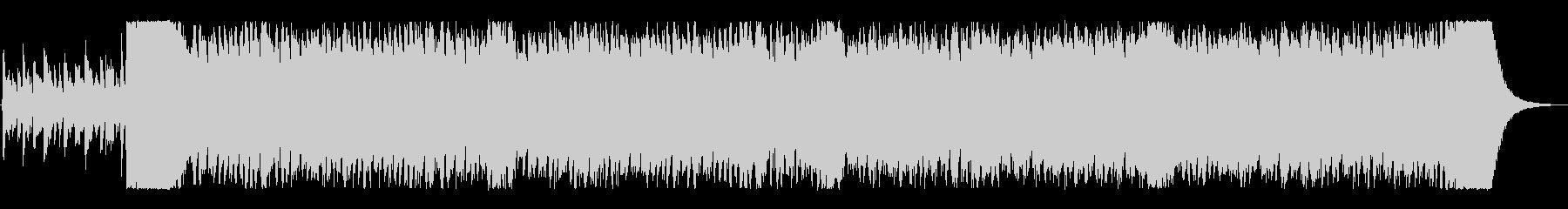 コミカル&不気味なオーケストラハロウィンの未再生の波形