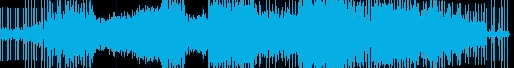 メロディック。エレクトロニック-ダ...の再生済みの波形