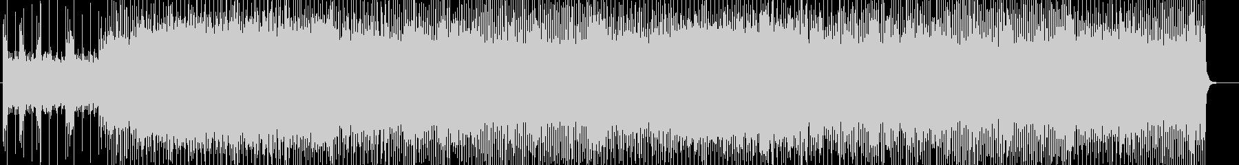 「HEAVY METAL」BGM134の未再生の波形
