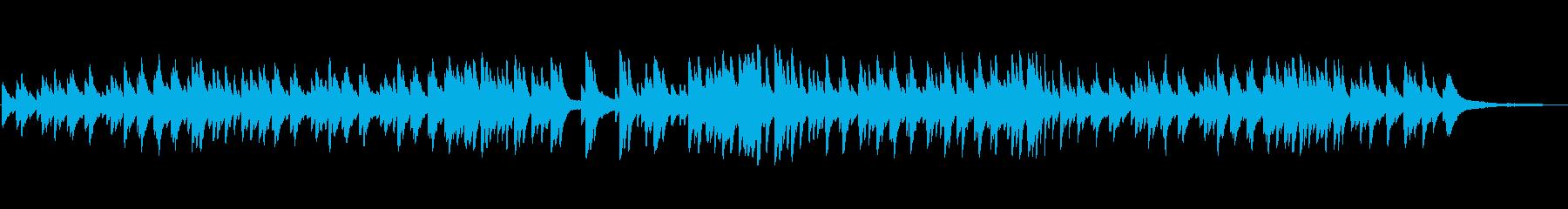 ピアノソロでアラフォー応援ソングの再生済みの波形