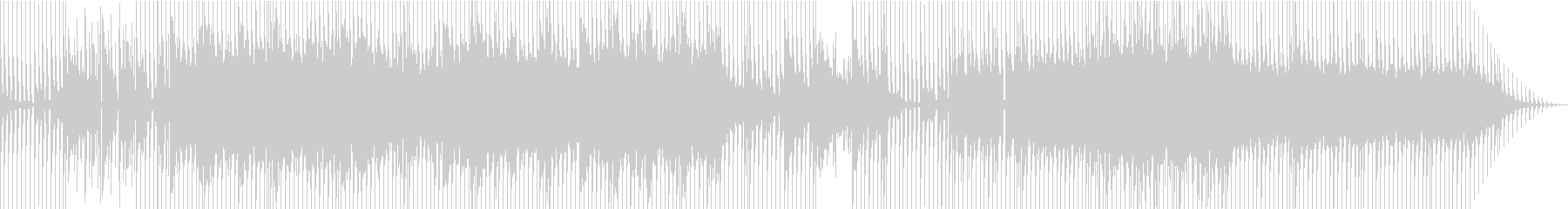 Alpha-Libraの未再生の波形