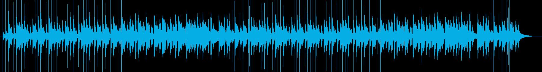 軽快な鉄琴と笛 会話、料理動画などにの再生済みの波形