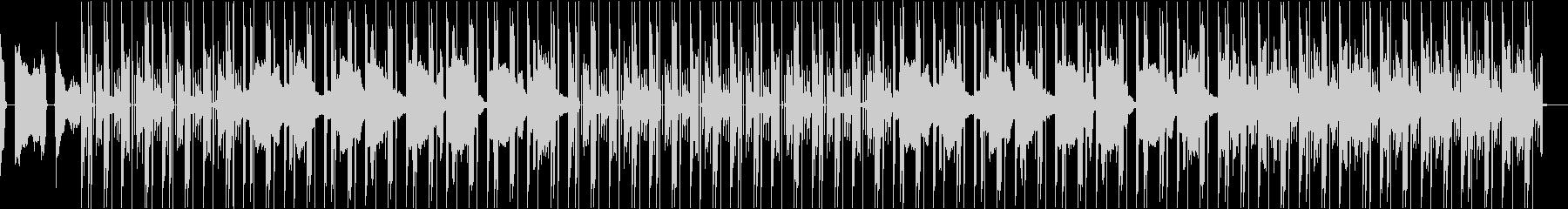 エレキギター・VLOG・リラックス・チルの未再生の波形