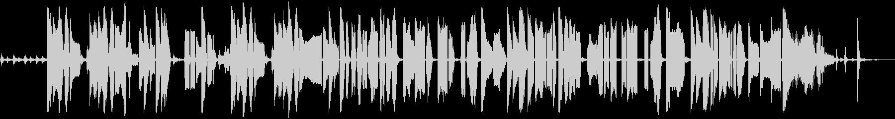 ジングルスメルズ(ラジオ編集)、漫...の未再生の波形