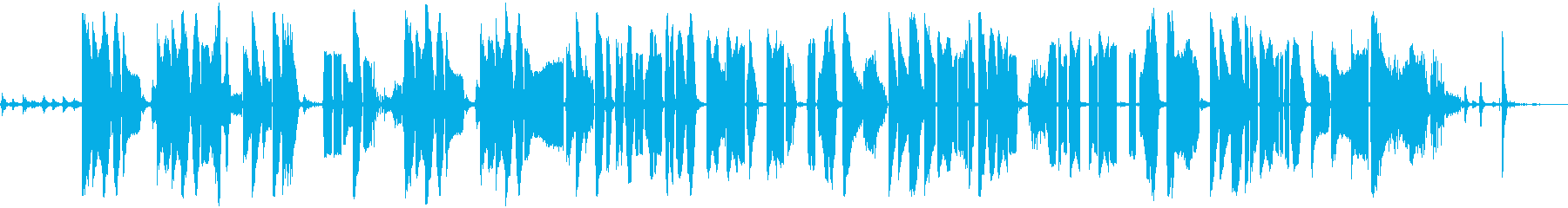 ジングルスメルズ(ラジオ編集)、漫...の再生済みの波形