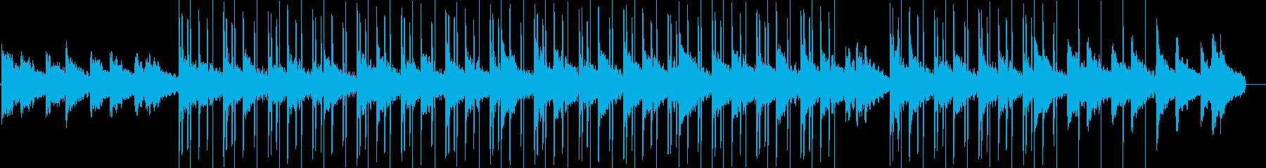 【チルアウト】心地いいLoFiトラップの再生済みの波形