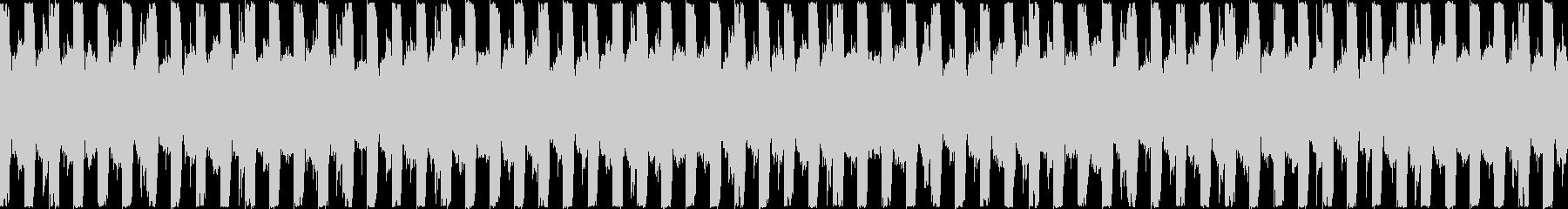 運動・フィットネス/30秒ループ曲3の未再生の波形