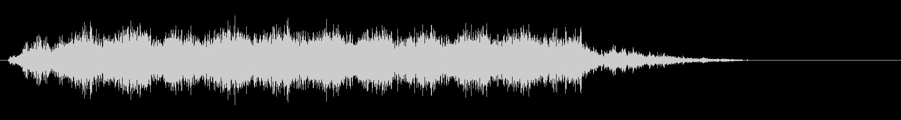 [生録音]ミキサーで混ぜる01-ショートの未再生の波形