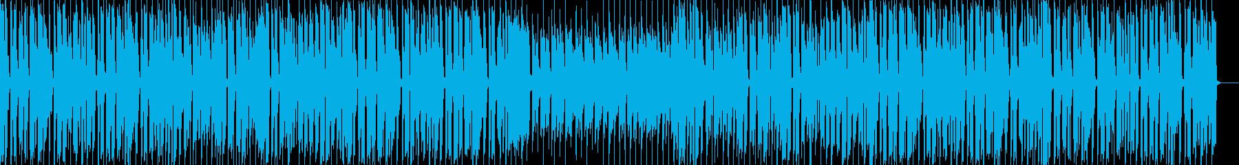 ゆるめでキャッチーなギターポップ の再生済みの波形