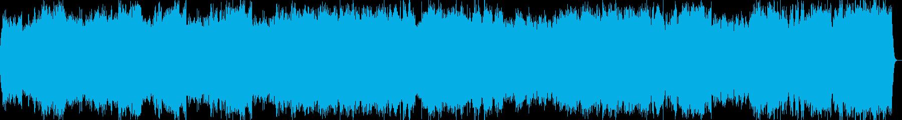 アンダンテフェスティーボの再生済みの波形