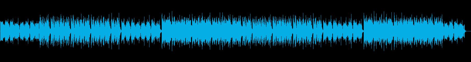 トラップR&B・ムーディー・切ない・大人の再生済みの波形