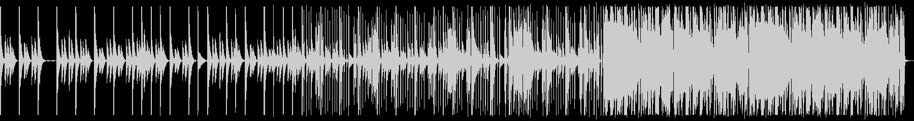 フューチャーベース_No627_2の未再生の波形