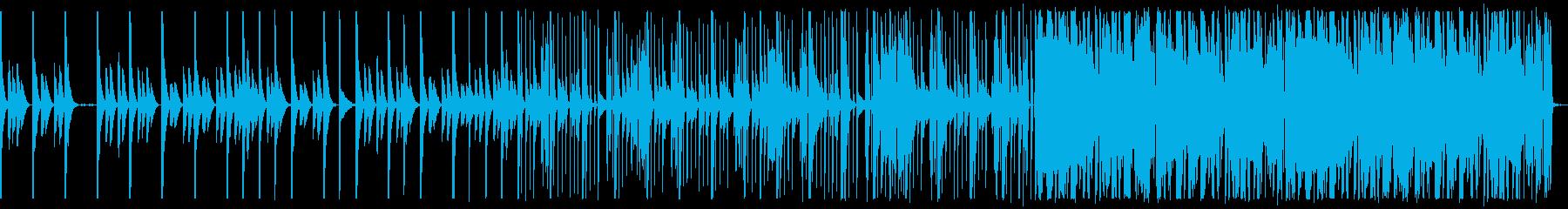 フューチャーベース_No627_2の再生済みの波形