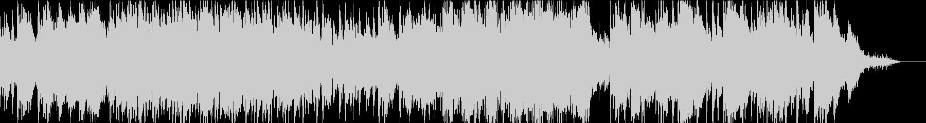 アラベスク1番 ピアノ vinylMIXの未再生の波形