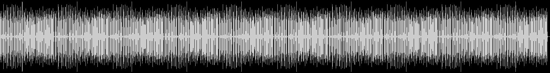 知育・料理・パズル・日常ピアノ14Lの未再生の波形
